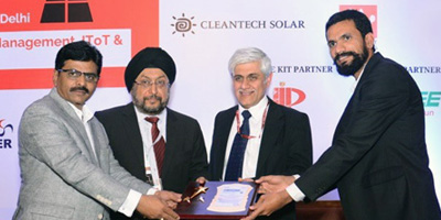 BaxEnergy and POWERCON awarded at REASSETS India