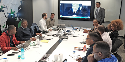 BaxEnergy holds three days of user-training for EGP South Africa in Johannesburg