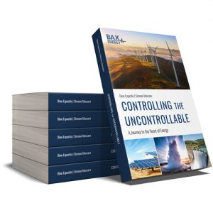 Baxenergy Controlling the Uncontrollable Book
