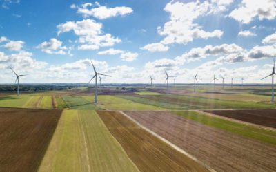 EnergieTEAM and BaxEnergy hit the 100th wind park milestone
